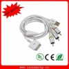 AV TV RCA USB Video Cable for iPhone ipad 2