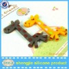 silicone wrap headphone cable winder