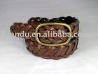 Fashion woven belts