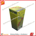 Printing handmade cosmetic paper box with high quality