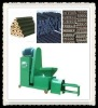 Straw wood charcoal briquette machine