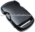 Plastic invisible side release insert buckle SR (HL-A008)