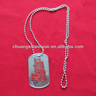 customized metal dog tag