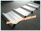 3 Layer Reinforced Corrugated UPVC Roof Tile