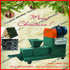 Christmas Promotion straw biomass briquette machine