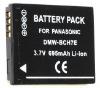 DMW-BCH7E Digital Camera Battery FOR PANASONIC DMW-BCH7E DMC-FP1 FP2 FP3 CAMERA