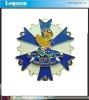 2012 custom metal badge with you logo