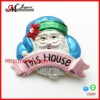 C0439 2012 Wholesale Father Christmas Brooch Gift