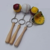 baseball bat keychain