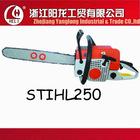 105cc/72cc/65cc/62cc/58cc/52cc/45cc/38cc/25cc gas chain saw