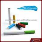 Disposable ecigarette long battery life e-cig,size as real e-cigarette