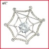 Free shipping new design with crystal MT12021034 crystal brooch pin