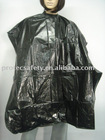 fashionable PVC salon cape