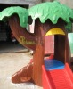children plastic toy trees