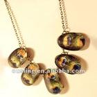 pretty short rhinestone decorative necklace