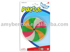 shape changing disk, party favor, promotional gift