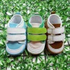 2013 Spring New Design fabric kid shoes