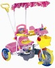 baby tricycle/baby umbrella tricycle/the best baby tricycle/cartoon baby tricycleSY-B-5B