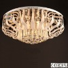 12V CONTEMPORARY GLASS CRYSTAL CEILING LIGHT MD4812/12