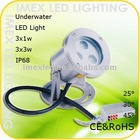 HL ST304 6W Underwater Led