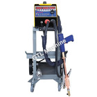 the aluminum welding machine the spot welder