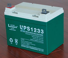 12V 33AH solar battery