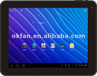 "9.7"" Allwinner Ultrathin Tablet PC With Dual Camera"