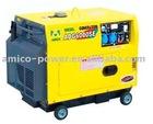 5KW Silent Diesel Generator Set