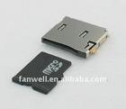 Micro SD Socket,Push-Push Type H=1.85,SD card socket