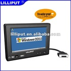 "Lilliput 7"" Embedded All In One PC and Industrial PC PC-765"