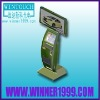 Wintouch dual touch screen free standing kiosk WN-343