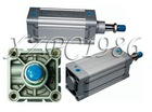 Pneumatic DNC ISO6431 Standard Cylinders, Air Cylinder