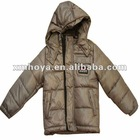 Sport boys puffer jacket quilted kids clothes