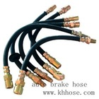 rubber brake hose