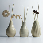 Wholesale Aroma Ceramic Reed Diffuser Three in One Set