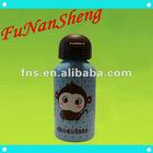 500ml stainless steel cartoon baby bottle bpa free