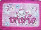 pink lace foot pad