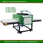 KC-HS2-TC100120 Pneumatic heat press