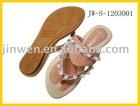 PU/EVA lady shoe