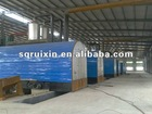2012 free pollution pyrolysis machinery for waste plstic & tyre to fuel oil