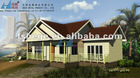 prefab house for family, villa house, resort villa, bungalow