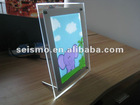 shop A4 table stand acrylic led light box