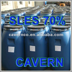 Sodium Dodecyl Ether Sulfate SLES 70% C10-16