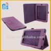 Voilet folio stand leather for google nexus 7 case