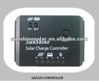 Solar charger regulator