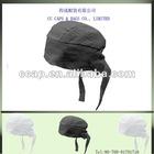 fashion black sports bandana tie cap hat ccap-0551