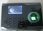 TCP/IP biometric fingerprint time attendance with USB host