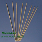 bamboo bbq stick/skewer
