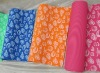 6mm pvc yoga mat with design