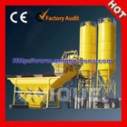 HZS75 Concrete Batching Mixing Plant with CE Certified
